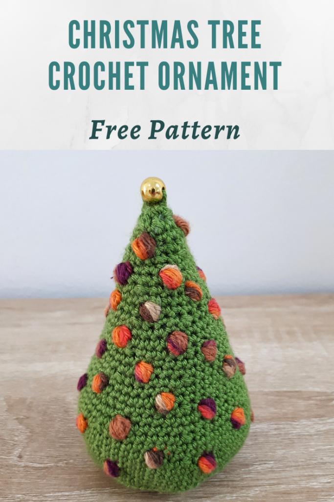crochet christmas tree amigurumi