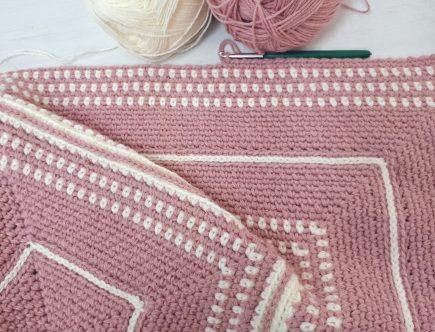 Samma's blanket pattern