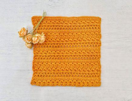 how to crochet the primrose stitch